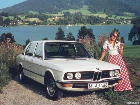 Ver foto 6 de BMW 5-Series Sedan E12 1972