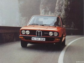 Ver foto 5 de BMW 5-Series Sedan E12 1972