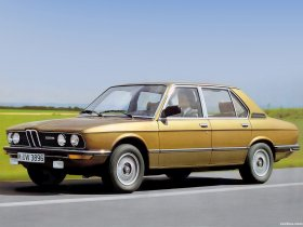 Fotos de BMW 5-Series Sedan E12 1976