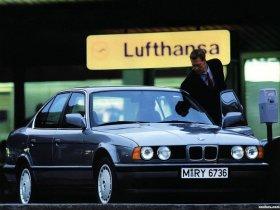 Ver foto 6 de BMW 5-Series Sedan E34