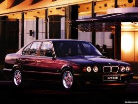 Ver foto 4 de BMW 5-Series Sedan E34