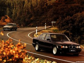 Ver foto 3 de BMW 5-Series Sedan E34