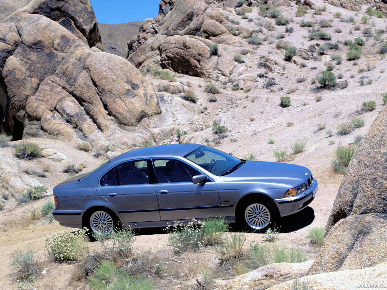 Foto 20 de BMW 5-Series Sedan E39 1995