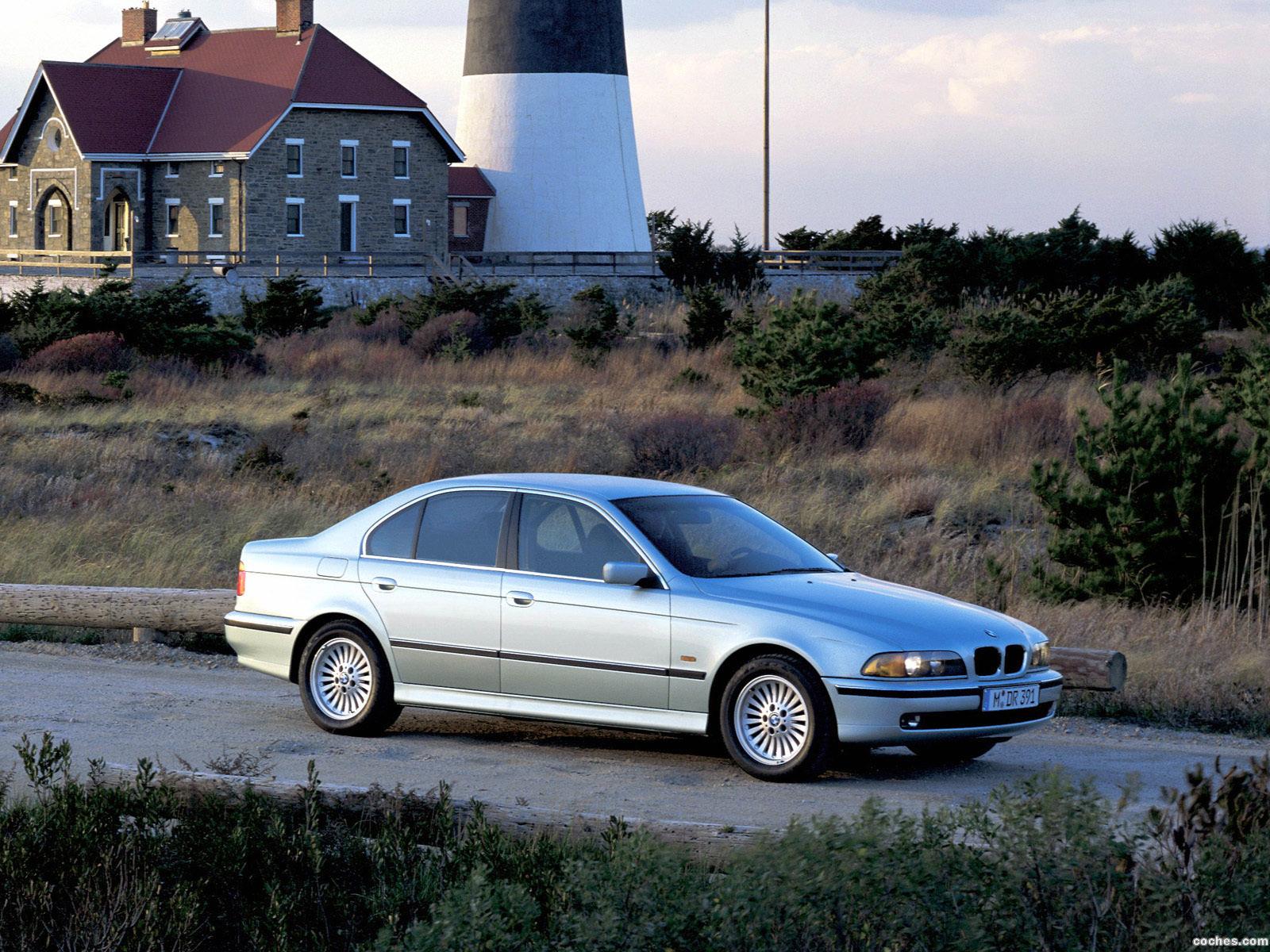Foto 15 de BMW 5-Series Sedan E39 1995