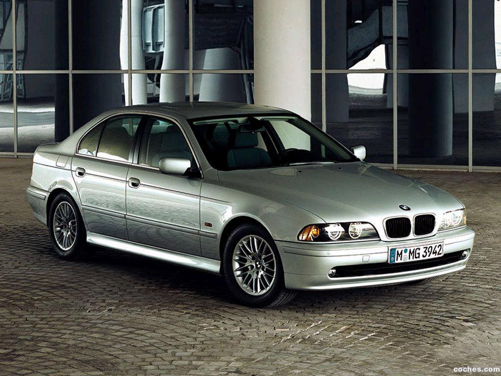 Foto 13 de BMW 5-Series Sedan E39 1995