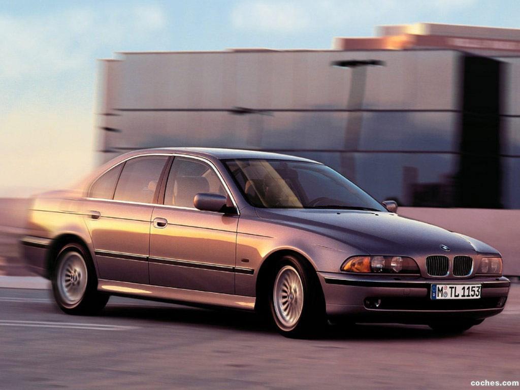 Foto 10 de BMW 5-Series Sedan E39 1995