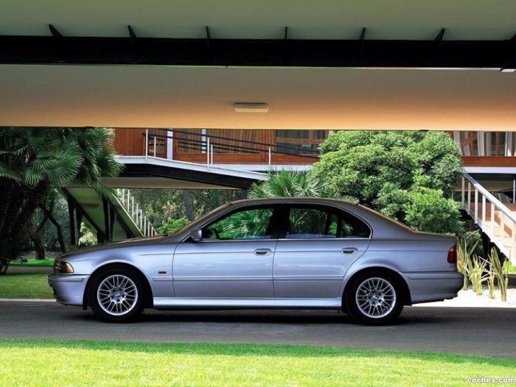 Foto 8 de BMW 5-Series Sedan E39 1995
