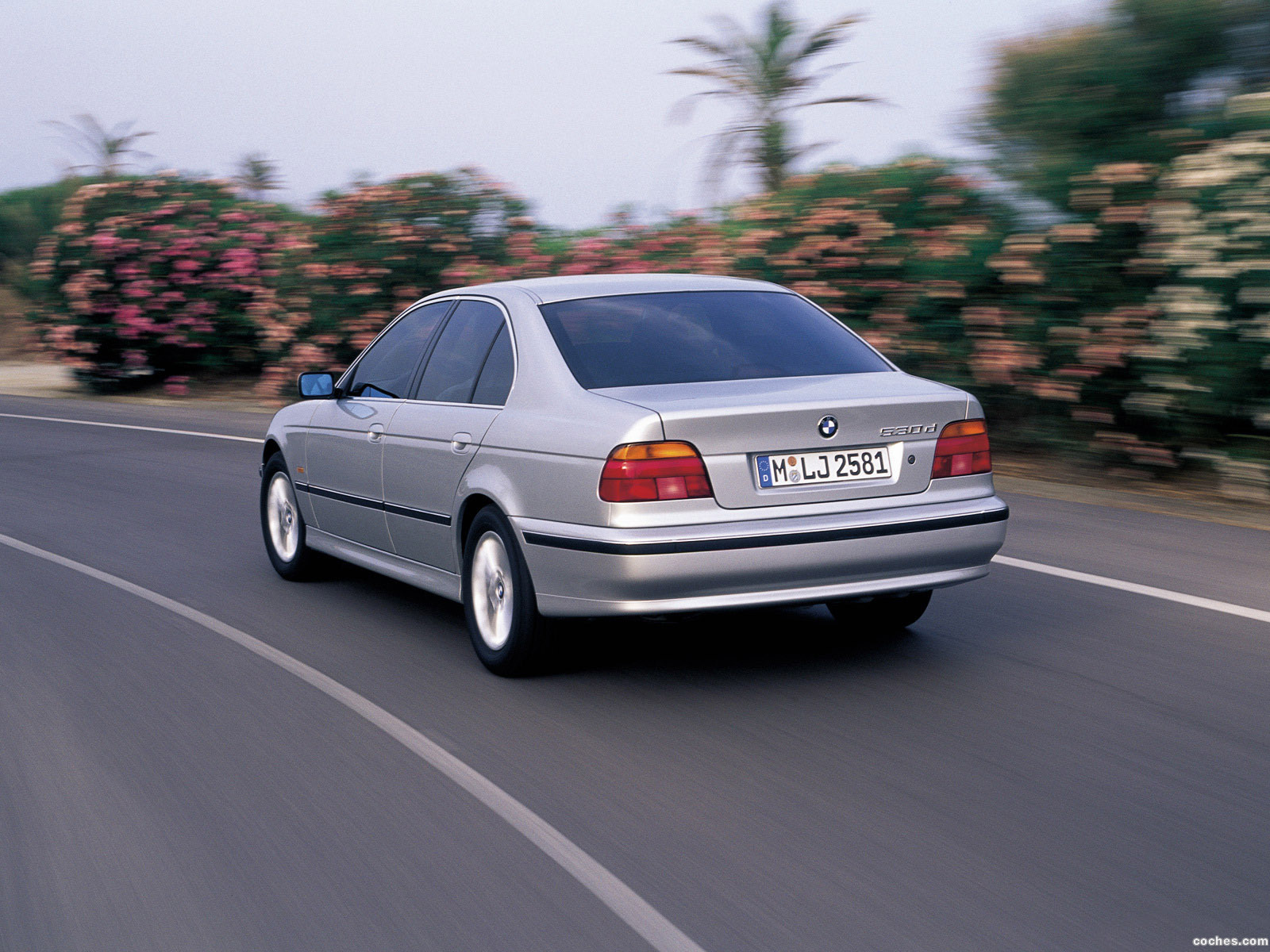Foto 7 de BMW 5-Series Sedan E39 1995