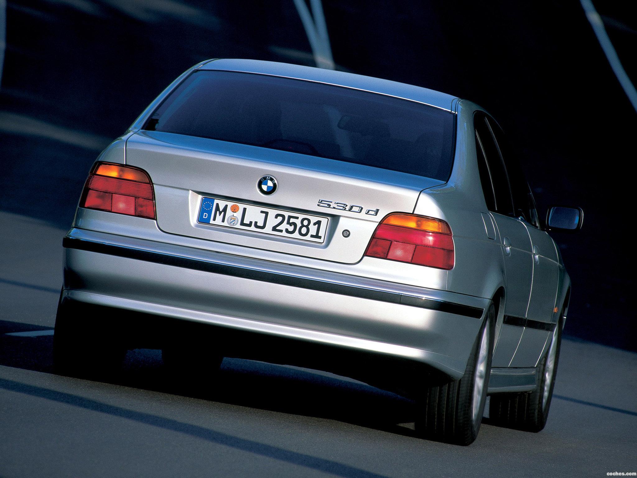Foto 4 de BMW 5-Series Sedan E39 1995