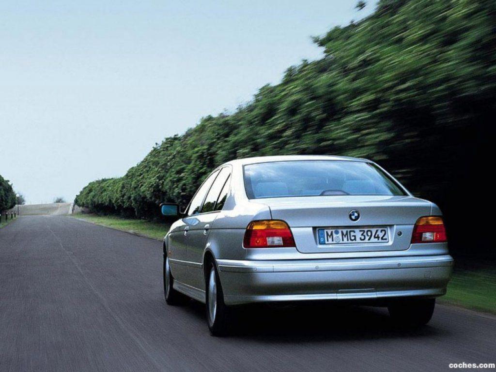 Foto 29 de BMW 5-Series Sedan E39 1995