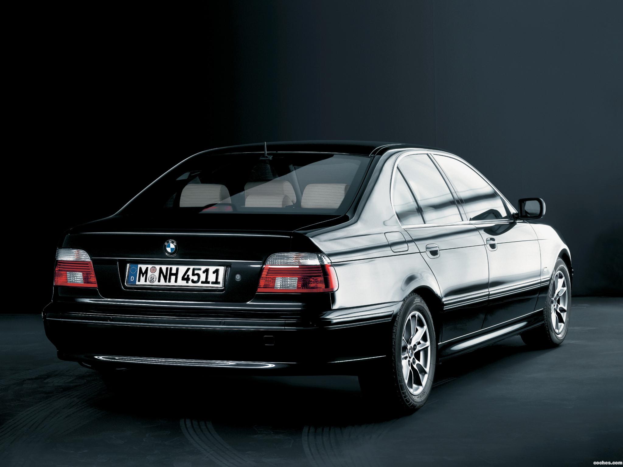 Foto 28 de BMW 5-Series Sedan E39 1995