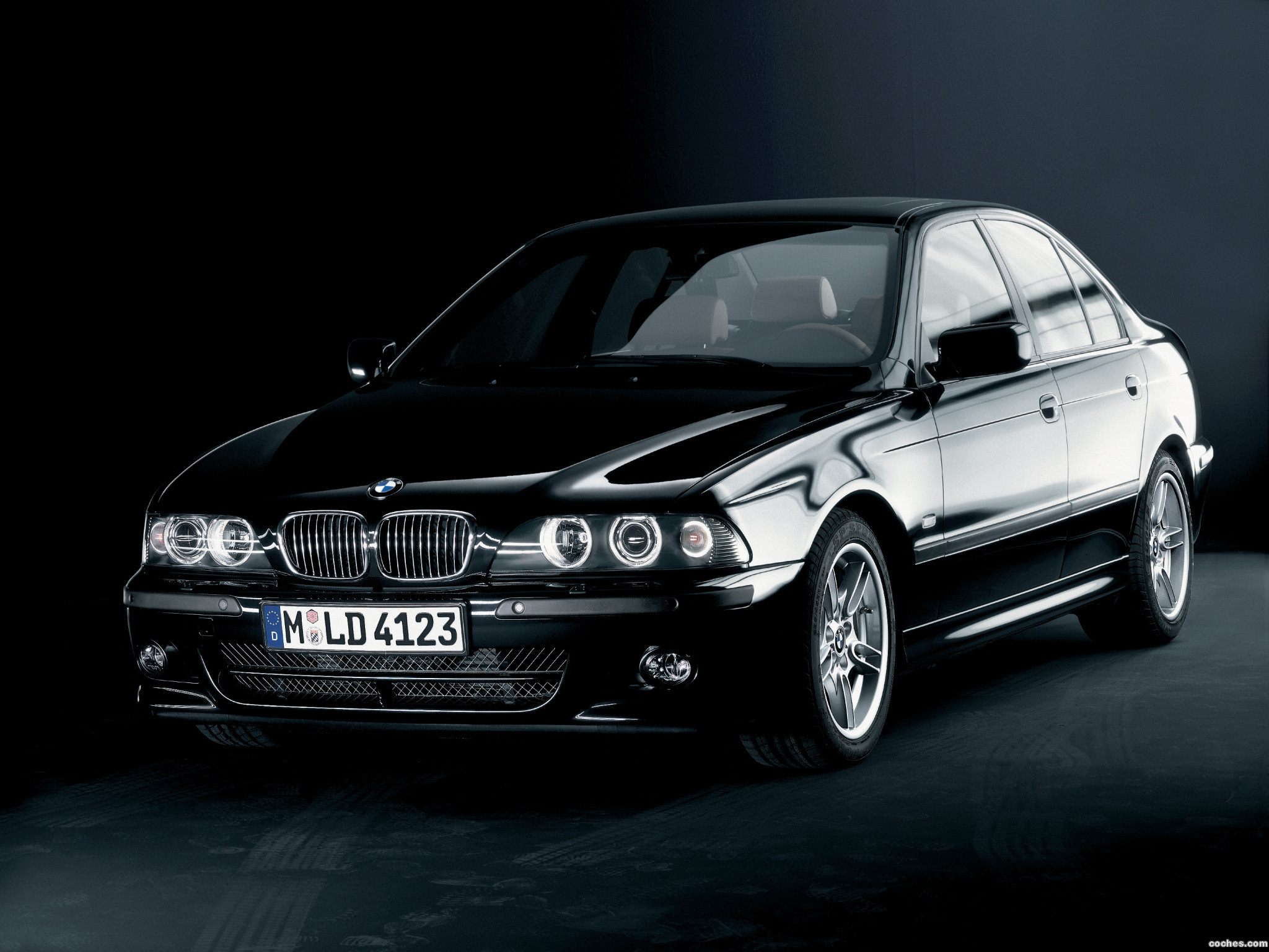 Foto 27 de BMW 5-Series Sedan E39 1995