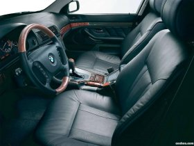 Ver foto 34 de BMW 5-Series Sedan E39 1995