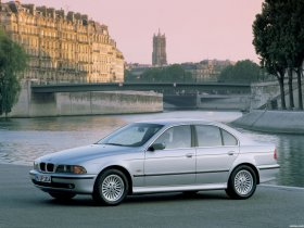 Ver foto 25 de BMW 5-Series Sedan E39 1995