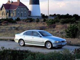 Ver foto 16 de BMW 5-Series Sedan E39 1995