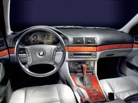 Ver foto 33 de BMW 5-Series Sedan E39 1995