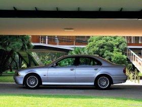 Ver foto 9 de BMW 5-Series Sedan E39 1995