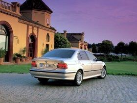 Ver foto 6 de BMW 5-Series Sedan E39 1995