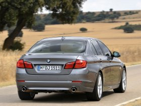 Ver foto 41 de BMW Serie 5 Sedan F10 2010