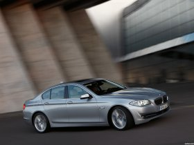Ver foto 34 de BMW Serie 5 Sedan F10 2010