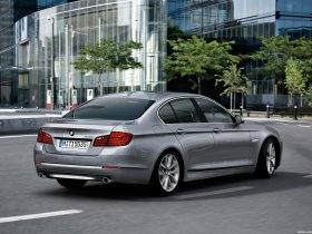 Ver foto 27 de BMW Serie 5 Sedan F10 2010