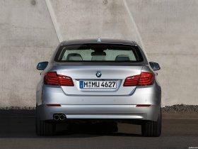 Ver foto 25 de BMW Serie 5 Sedan F10 2010