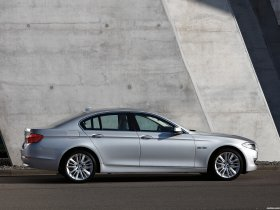 Ver foto 24 de BMW Serie 5 Sedan F10 2010