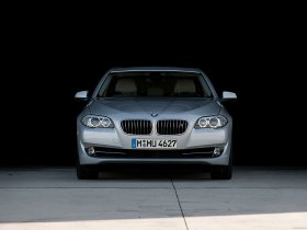 Ver foto 21 de BMW Serie 5 Sedan F10 2010