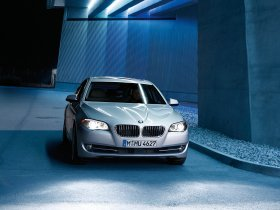 Ver foto 18 de BMW Serie 5 Sedan F10 2010