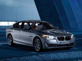 Ver foto 16 de BMW Serie 5 Sedan F10 2010