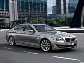 Ver foto 14 de BMW Serie 5 Sedan F10 2010