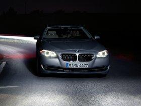 Ver foto 13 de BMW Serie 5 Sedan F10 2010