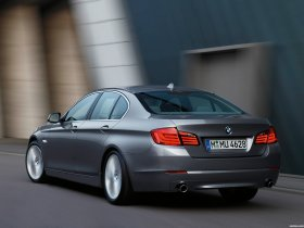 Ver foto 10 de BMW Serie 5 Sedan F10 2010