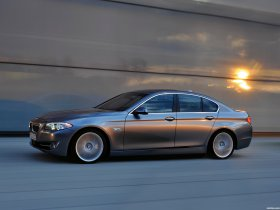 Ver foto 6 de BMW Serie 5 Sedan F10 2010