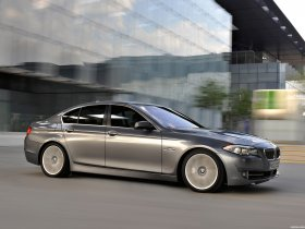 Ver foto 5 de BMW Serie 5 Sedan F10 2010