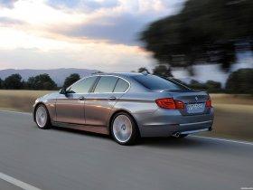 Ver foto 2 de BMW Serie 5 Sedan F10 2010