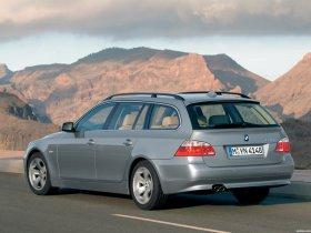 Ver foto 11 de BMW Serie 5 Touring 2004