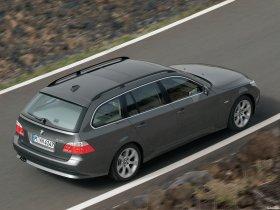 Ver foto 10 de BMW Serie 5 Touring 2004