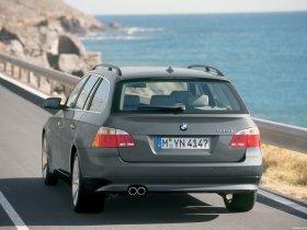 Ver foto 9 de BMW Serie 5 Touring 2004