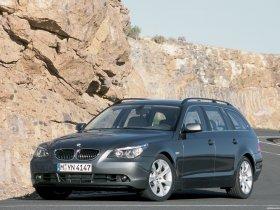 Ver foto 8 de BMW Serie 5 Touring 2004