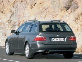 Ver foto 7 de BMW Serie 5 Touring 2004