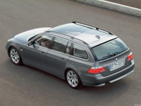 Ver foto 21 de BMW Serie 5 Touring 2004