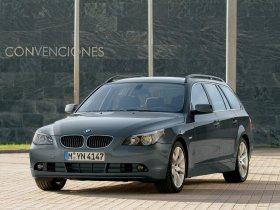Ver foto 2 de BMW Serie 5 Touring 2004