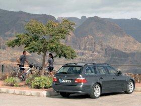 Ver foto 20 de BMW Serie 5 Touring 2004