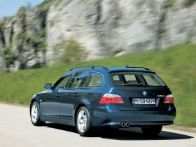 Ver foto 18 de BMW Serie 5 Touring 2004