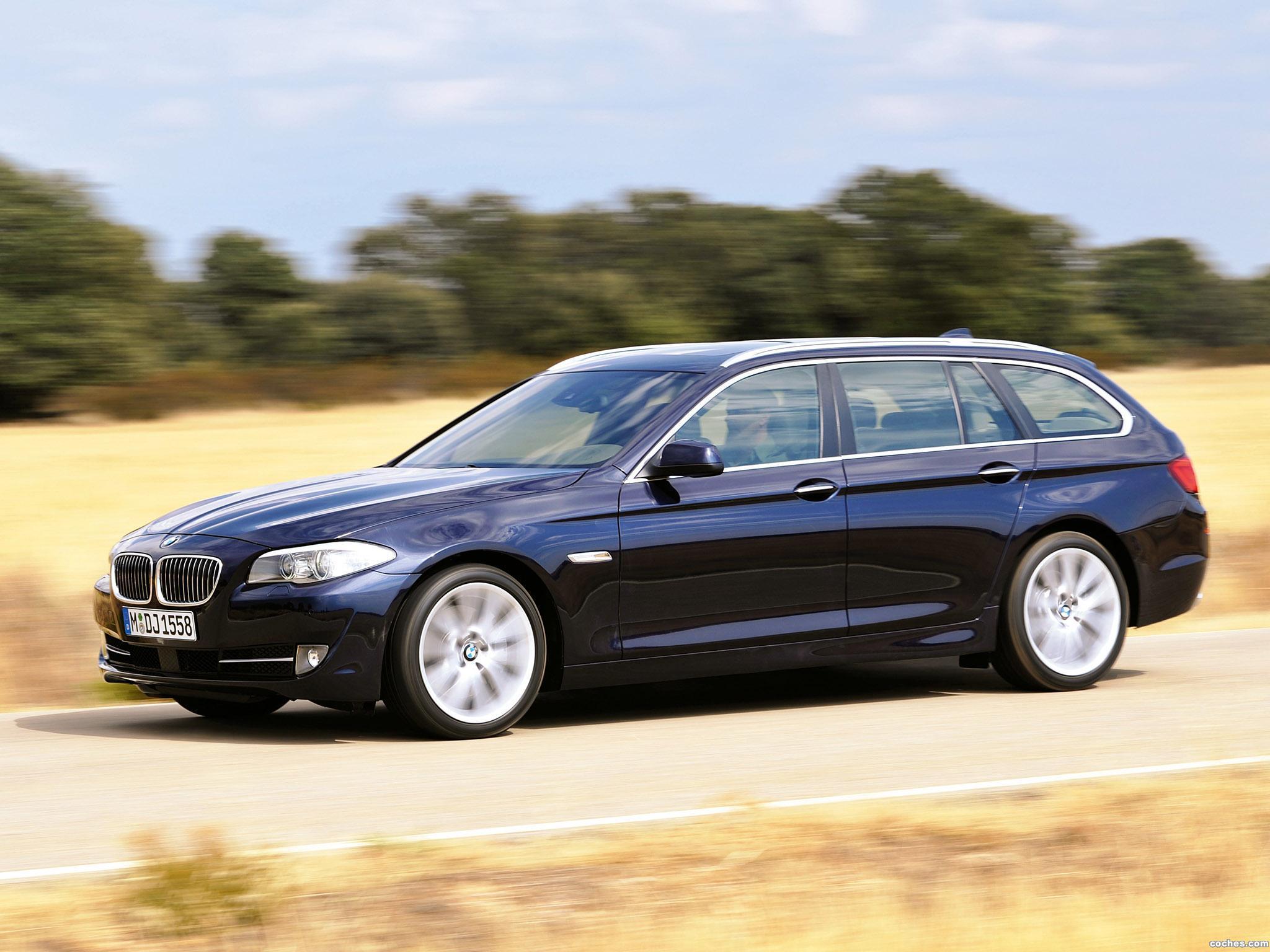 Foto 0 de BMW Serie 5 Touring 2010
