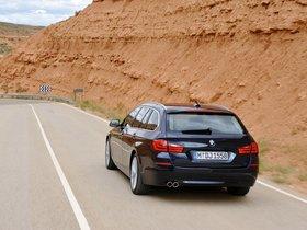 Ver foto 3 de BMW Serie 5 Touring 2010