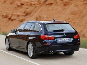 Ver foto 2 de BMW Serie 5 Touring 2010