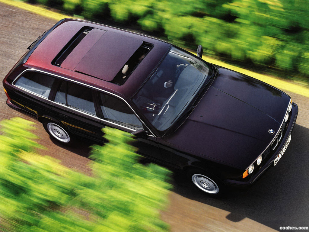 Foto 0 de BMW Serie 5 Touring E34 1992