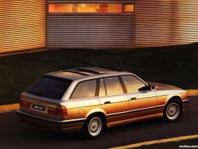 Ver foto 2 de BMW Serie 5 Touring E34 1992
